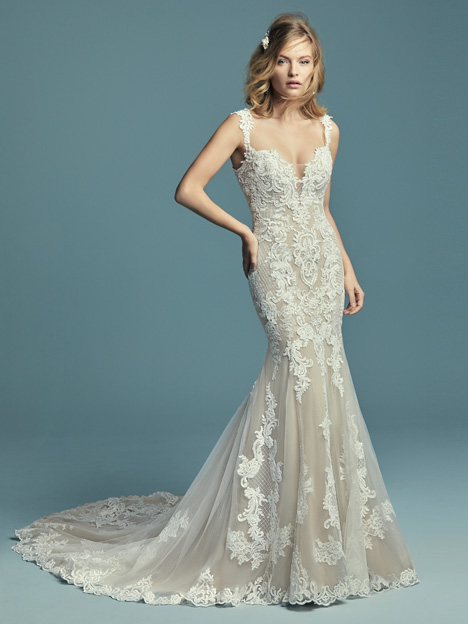 Abbie Wedding                                          dress by Maggie Sottero