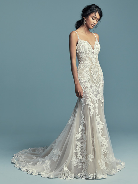 Abbie Marie Wedding                                          dress by Maggie Sottero