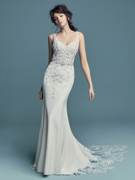 Alaina Wedding                                          dress by Maggie Sottero