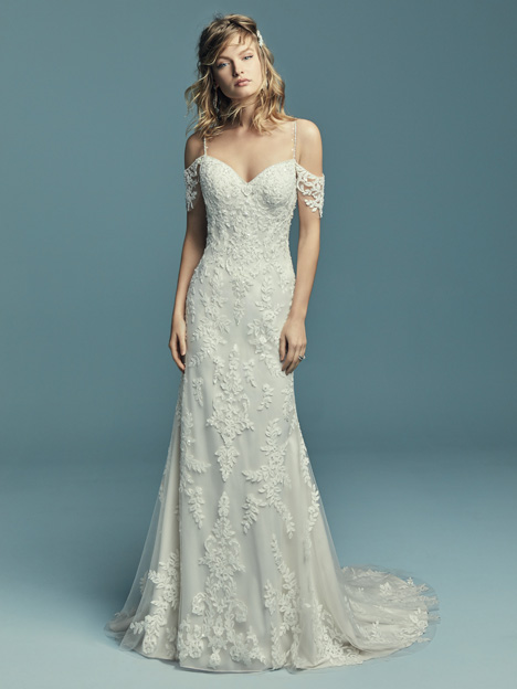 Angelica Wedding                                          dress by Maggie Sottero