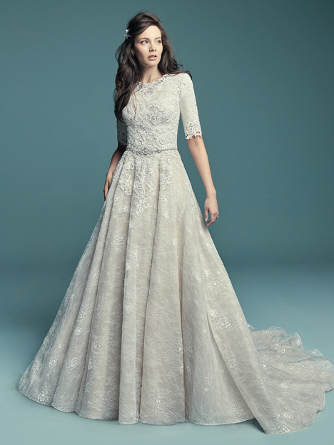 Annabella Marie Wedding                                          dress by Maggie Sottero