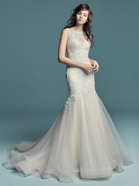 Ariella Wedding                                          dress by Maggie Sottero