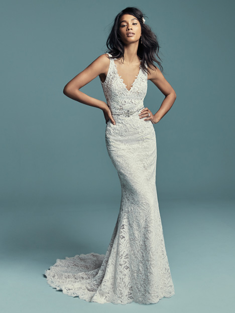 Caroline Wedding                                          dress by Maggie Sottero