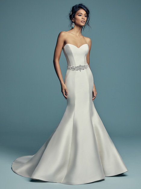 Cassidy Wedding                                          dress by Maggie Sottero