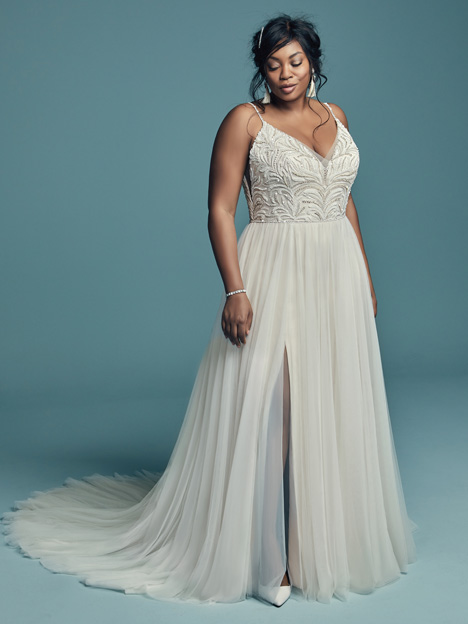 Charlene Lynette (Curve) Wedding                                          dress by Maggie Sottero