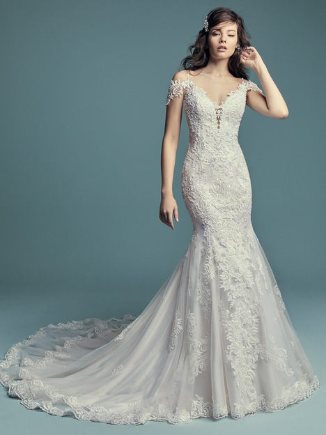 Della Wedding                                          dress by Maggie Sottero