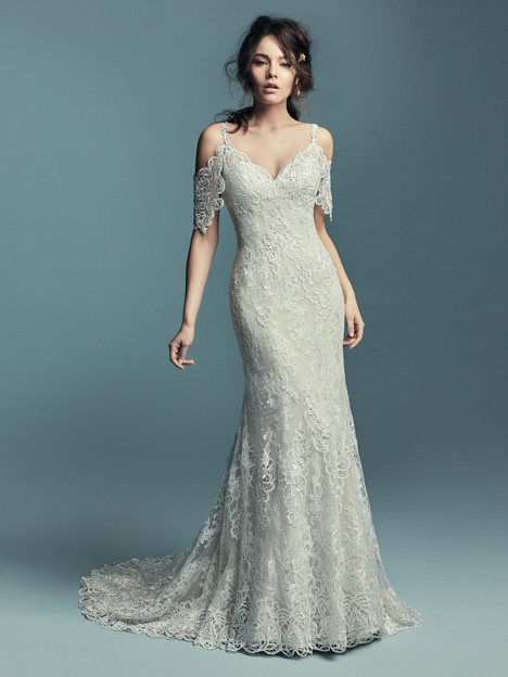 Elliana Wedding                                          dress by Maggie Sottero