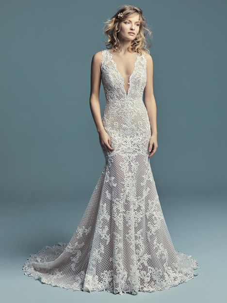 Hailey Marie Wedding                                          dress by Maggie Sottero