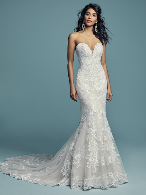 Luanne gown from the 2018 Maggie Sottero collection, as seen on dressfinder.ca