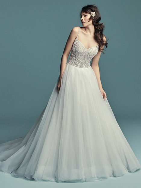 Lucca gown from the 2018 Maggie Sottero collection, as seen on dressfinder.ca