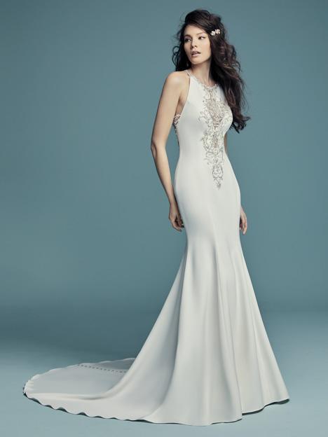 Maurelle Wedding                                          dress by Maggie Sottero