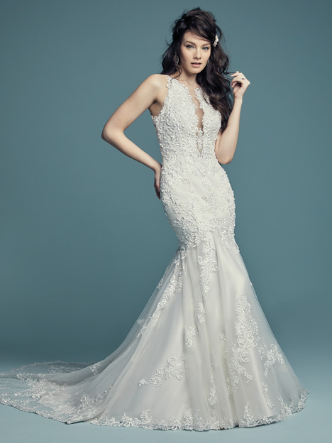 November gown from the 2018 Maggie Sottero collection, as seen on dressfinder.ca