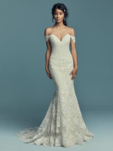 Stephanie Wedding                                          dress by Maggie Sottero