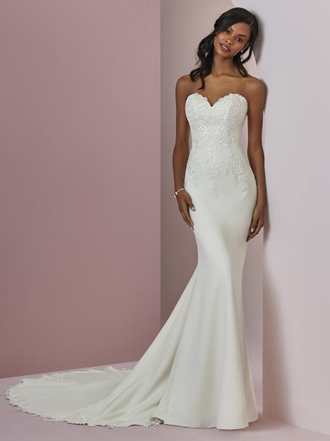 Billie Wedding                                          dress by Rebecca Ingram