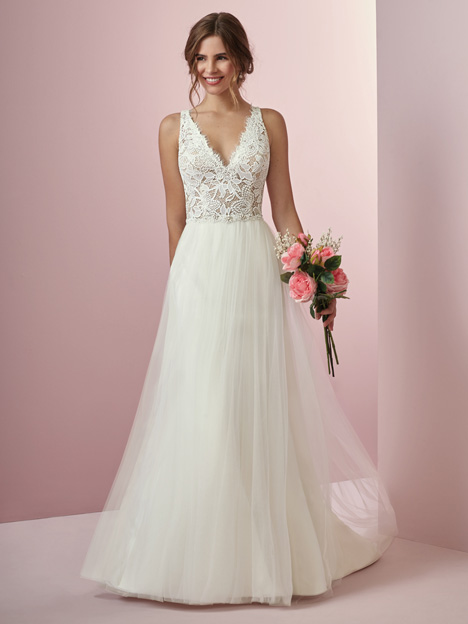 Connie Wedding                                          dress by Rebecca Ingram