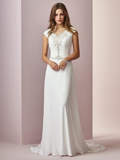 Denise Wedding                                          dress by Rebecca Ingram