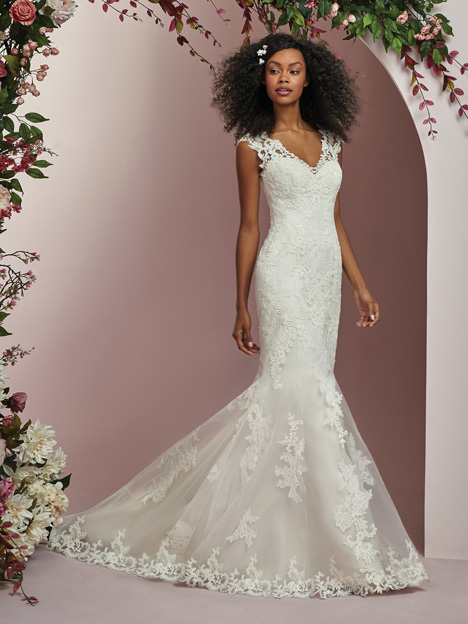 Deon Wedding                                          dress by Rebecca Ingram