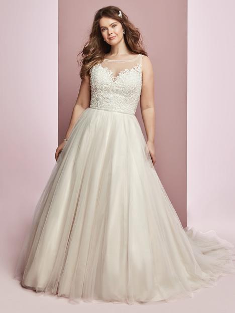 Eliza Jane + Wedding                                          dress by Rebecca Ingram