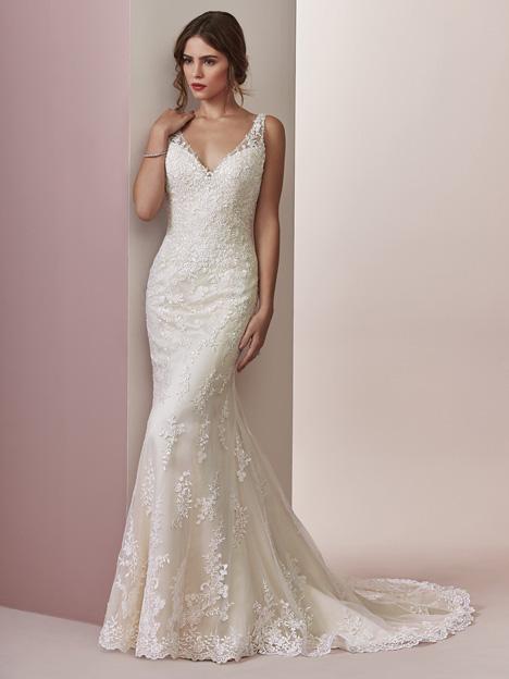 Elora Wedding                                          dress by Rebecca Ingram