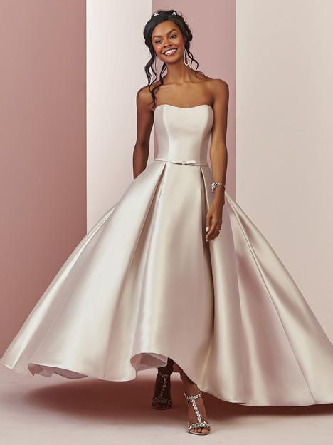 Erica Wedding                                          dress by Rebecca Ingram