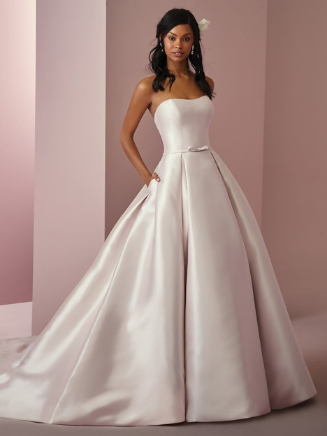 Erica Anne Wedding                                          dress by Rebecca Ingram