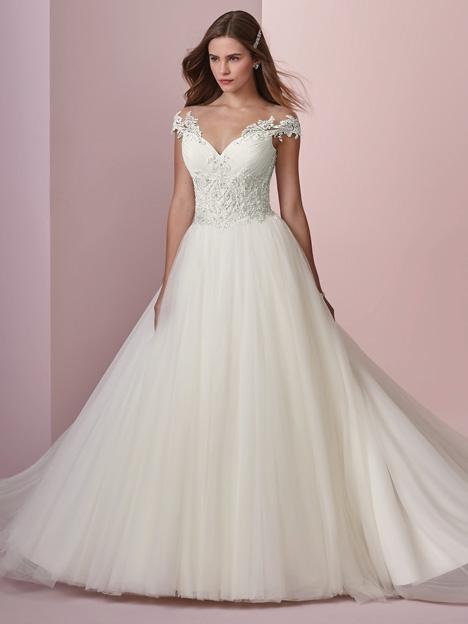Lois Wedding                                          dress by Rebecca Ingram