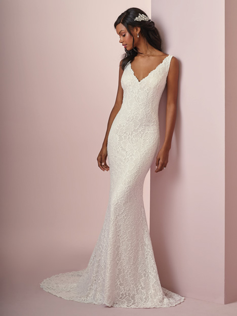 Tina gown from the 2018 Rebecca Ingram collection, as seen on dressfinder.ca