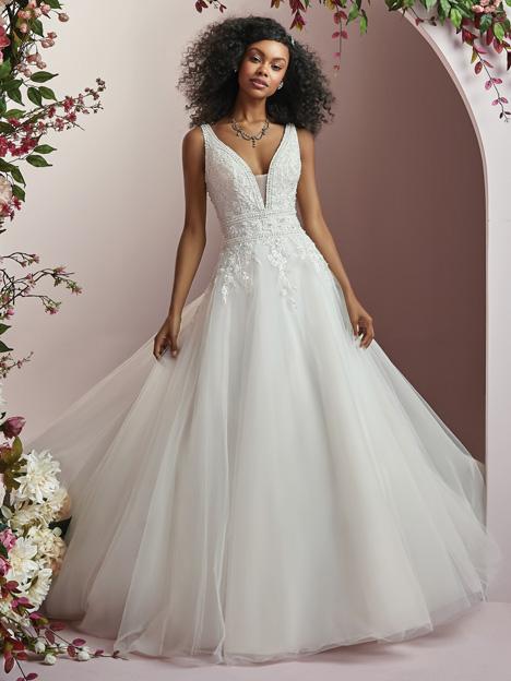 Wynona Wedding                                          dress by Rebecca Ingram