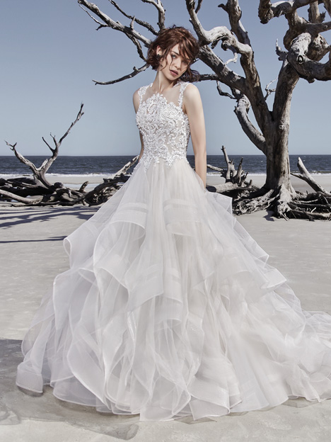 Ariya Wedding                                          dress by Sottero and Midgley
