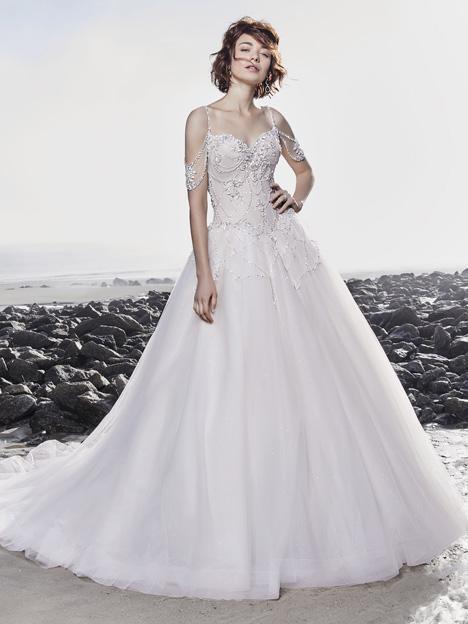 Boston Wedding                                          dress by Sottero and Midgley