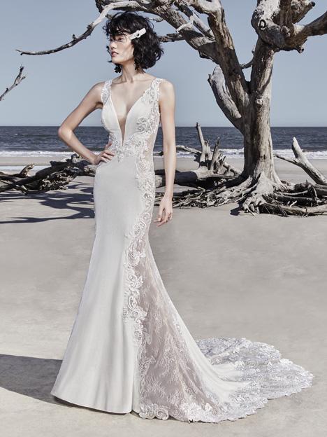 Bradford Wedding                                          dress by Sottero and Midgley
