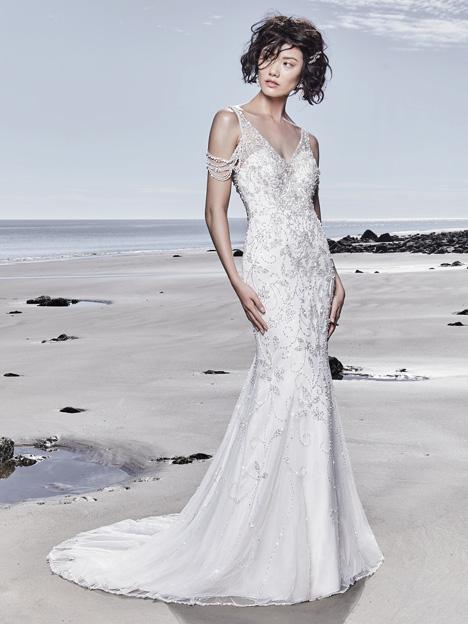 Georgina Wedding                                          dress by Sottero and Midgley