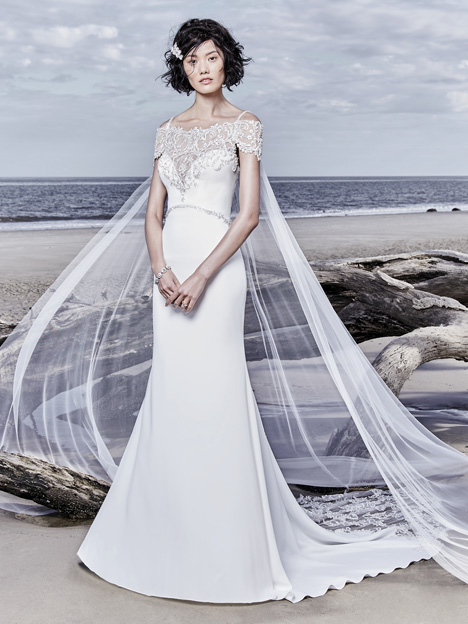 Hayward Wedding                                          dress by Sottero and Midgley