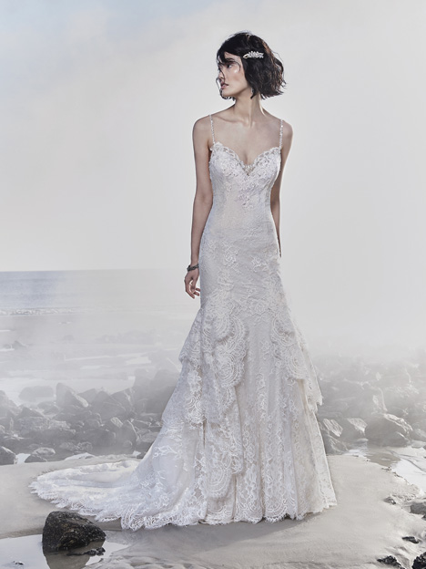 Jackson Wedding                                          dress by Sottero and Midgley