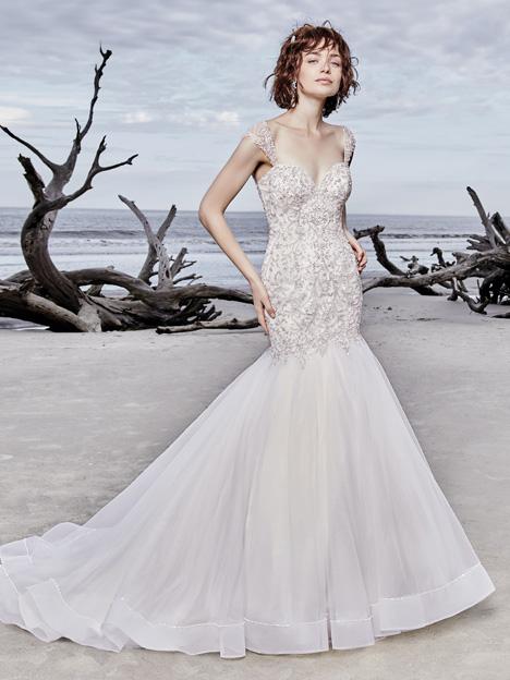 Jefferson Wedding                                          dress by Sottero and Midgley