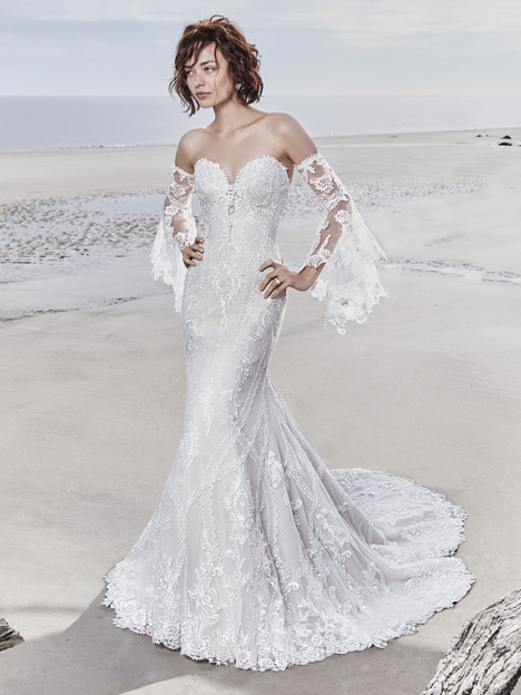 Kingsley Wedding                                          dress by Sottero and Midgley
