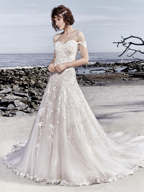 Laramie Wedding                                          dress by Sottero and Midgley