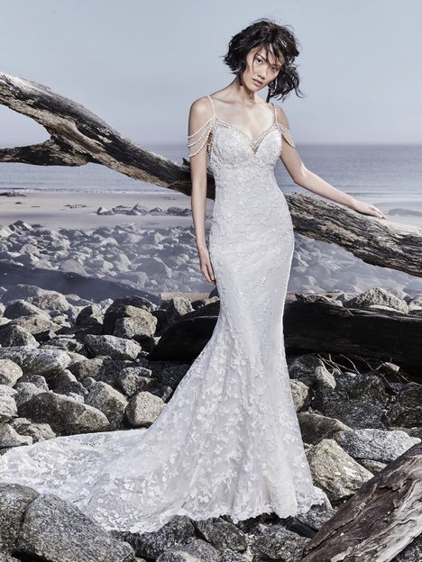 Lynnis Wedding                                          dress by Sottero and Midgley