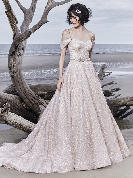 Magdalyn Wedding                                          dress by Sottero and Midgley