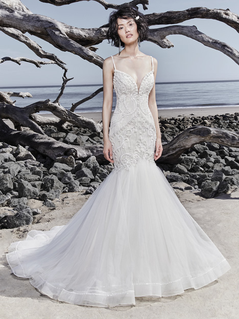 Nouvelle Wedding                                          dress by Sottero and Midgley