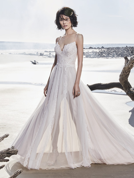 Olson Wedding                                          dress by Sottero and Midgley