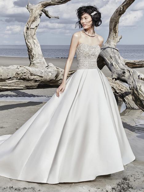 Phoenix Wedding                                          dress by Sottero and Midgley