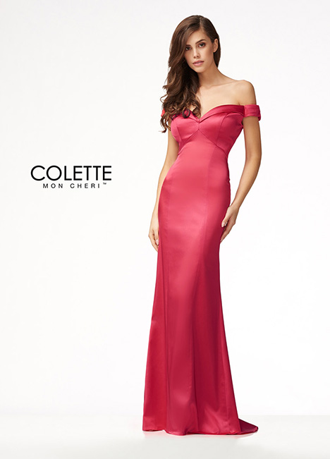 CL17186 Prom                                             dress by Colette by Mon Cheri