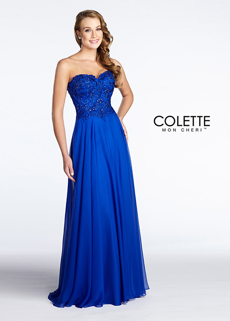 CL17139 Prom dress by Colette by Mon Cheri