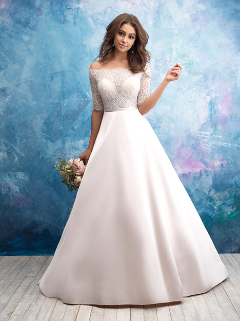 9553 Wedding                                          dress by Allure Bridals