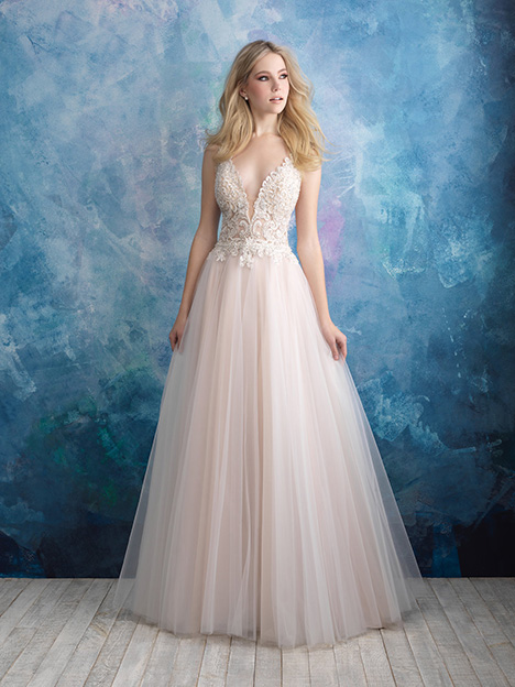 9557 Wedding                                          dress by Allure Bridals