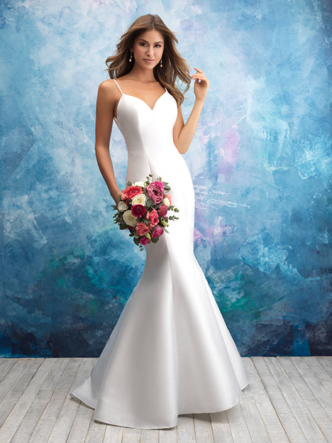 9558 Wedding                                          dress by Allure Bridals