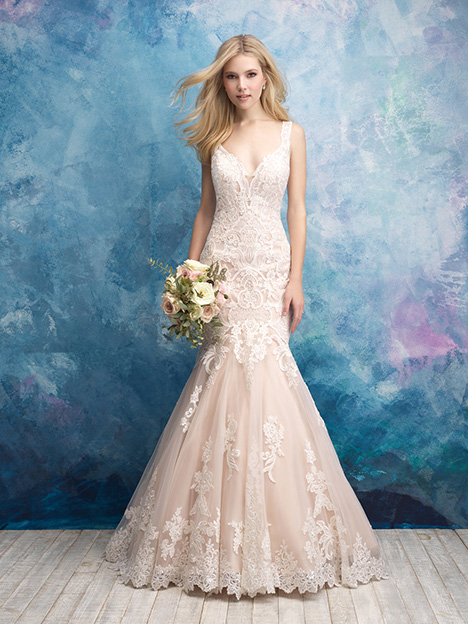 9562 Wedding                                          dress by Allure Bridals