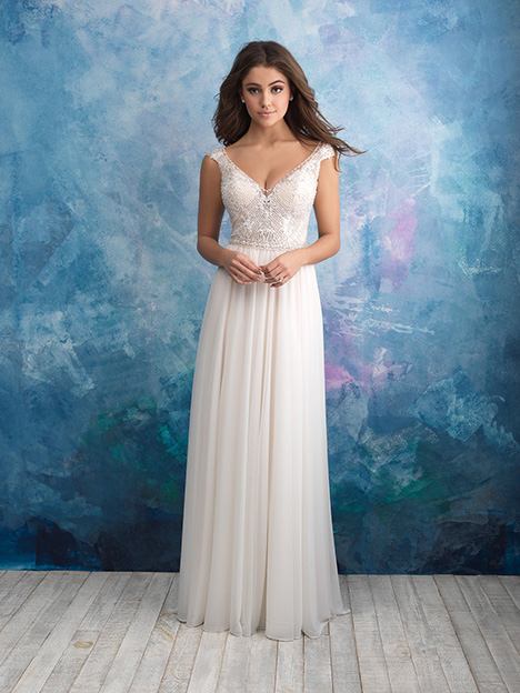 9563 Wedding                                          dress by Allure Bridals