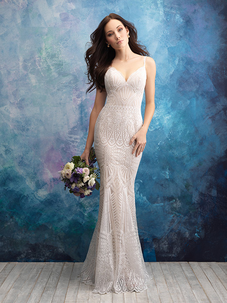 9564 Wedding                                          dress by Allure Bridals